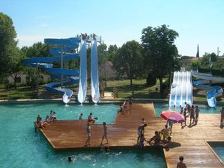 campings Camping Domaine Le Pardaillan