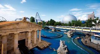 EUROPA-PARK - 2 jours de parc + 1 nuit en hôtel 4* El Andaluz