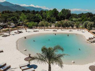 Camping Le Lagon d'Argelès