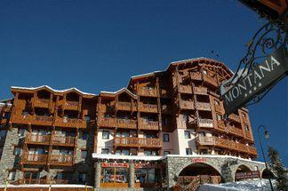 Résidences Village Montana