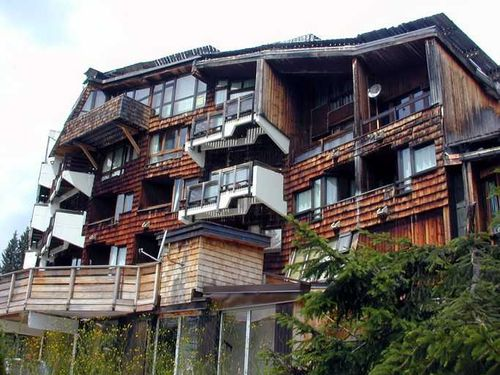 Appartements Hauts Forts 1