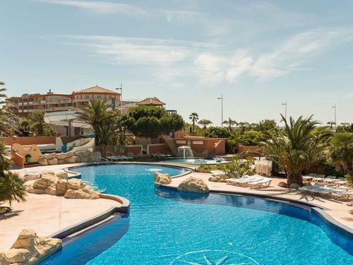 Camping Siblu Mar Estang - Funpass inclus