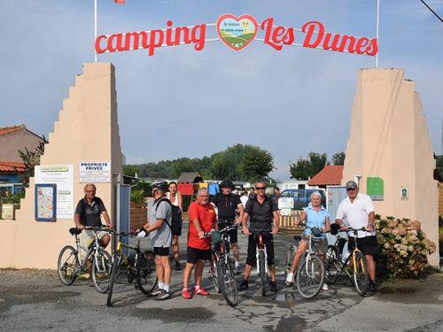 Camping Les Dunes