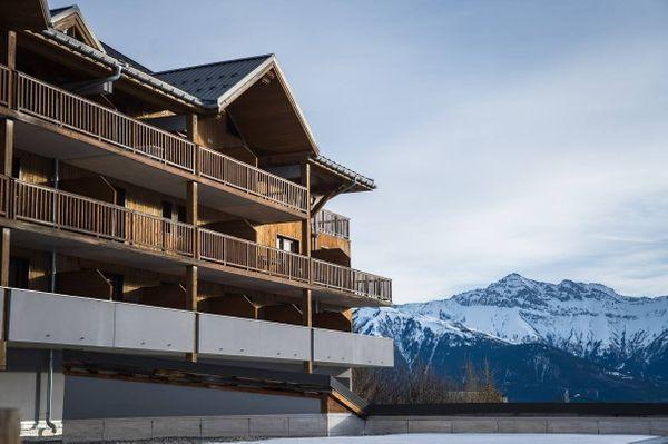sejours ski Résidence Les Terrasses de la Toussuire