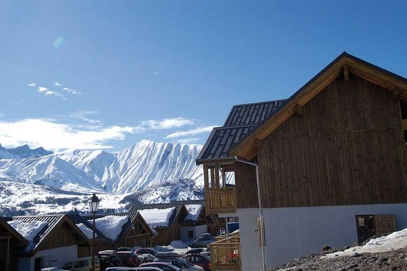 station de ski Albiez-Montrond