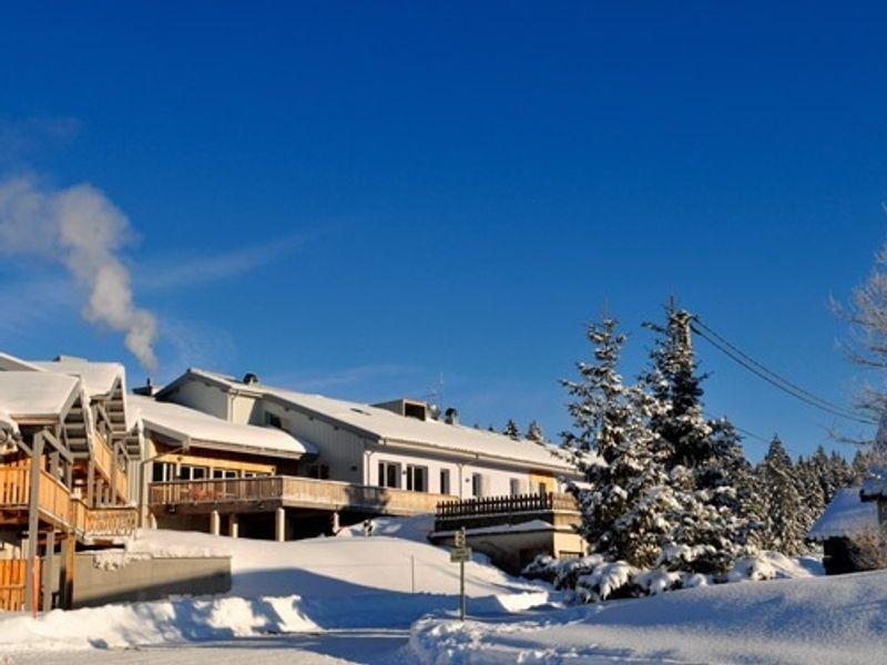 station de ski Chapelle-des-Bois