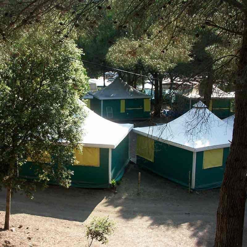 Hébergement à Olmeto