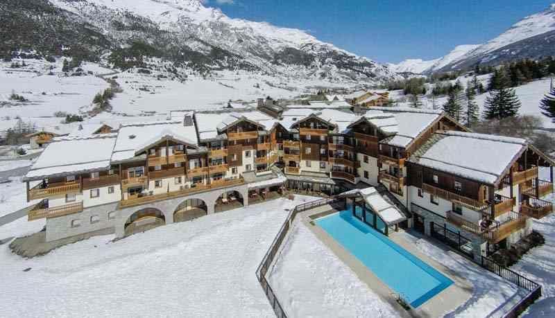 Résidence Les Alpages de Val Cenis