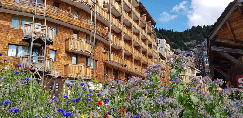 Appartements Fontaines Blanches