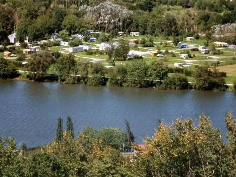 Camping l'Etang des Forges