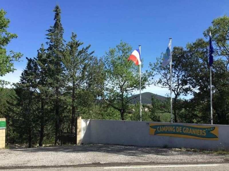 Camping Le Graniers