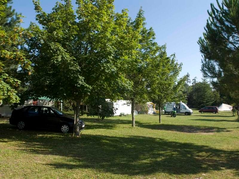 Camping Le Pas Des Biches