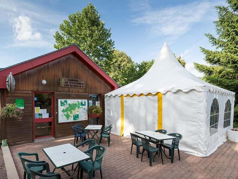Camping Les Ecossais