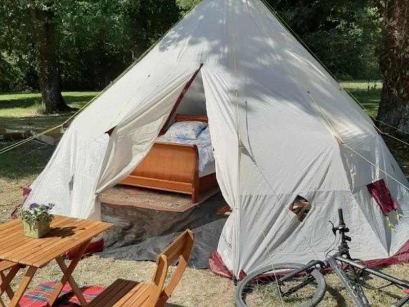 Camping De La Grande Pature