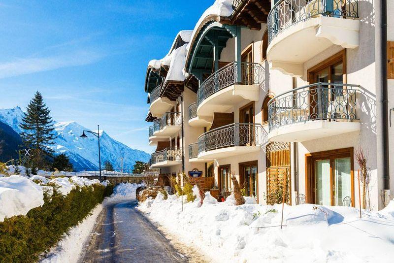 station de ski Argentière