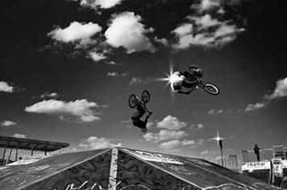 SEJOUR BMX FREESTYLE 7 Jours - Aquitaine - 11-17 ans