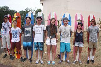 Surf Camp 7 Jours - Eté / Aquitaine