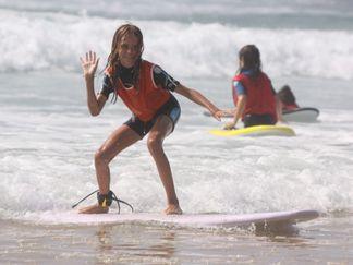 colonies de vacances Surf Océan - Eté / Landes
