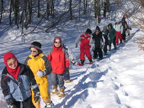 Ski Mountain Adventure - Février / Savoie