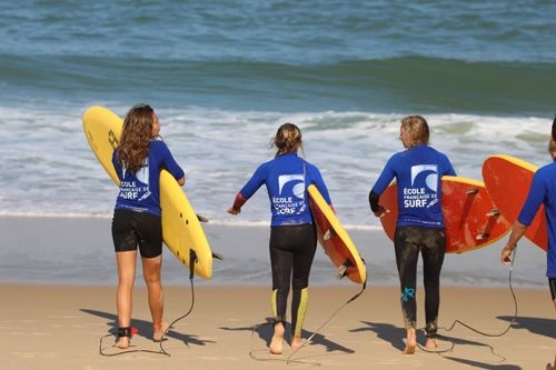 SEJOUR SURF CAMP 7 Jours - Aquitaine - 6-17 ans - Pâques